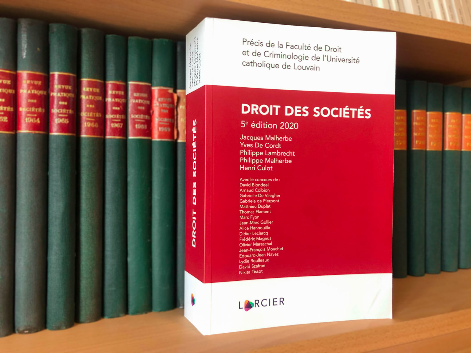 livre droit sociétés